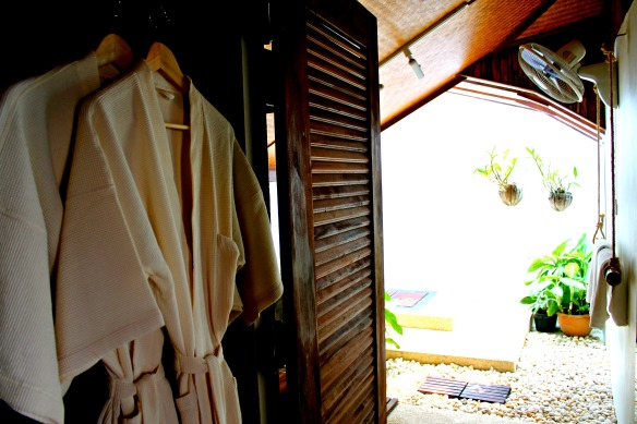 Koh Tao -Thailand - Hotel The Place - Badezimmer
