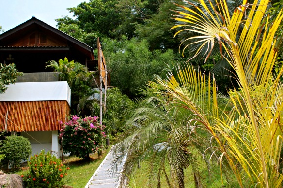 Koh Tao -Thailand - Hotel The Place - Villa