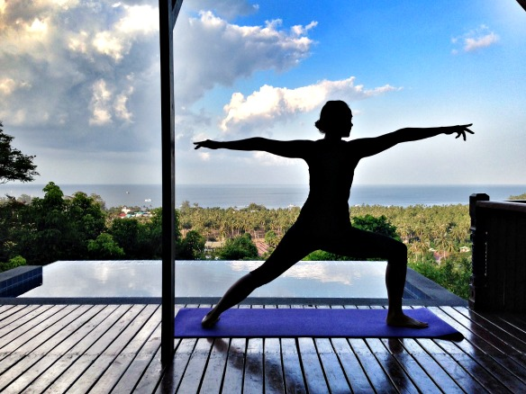 Koh Tao -Thailand - Hotel The Place - Yoga