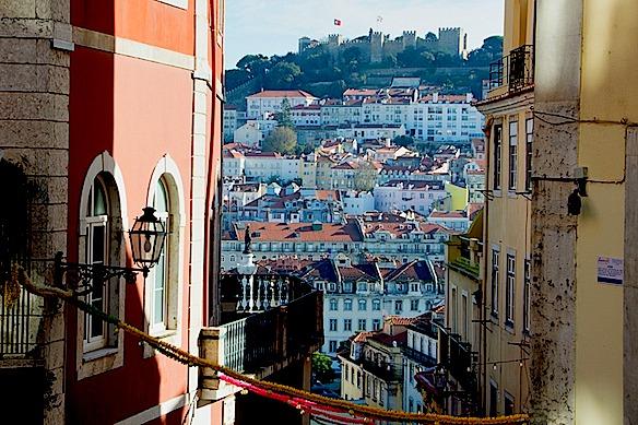 Lissabon Ausblicke