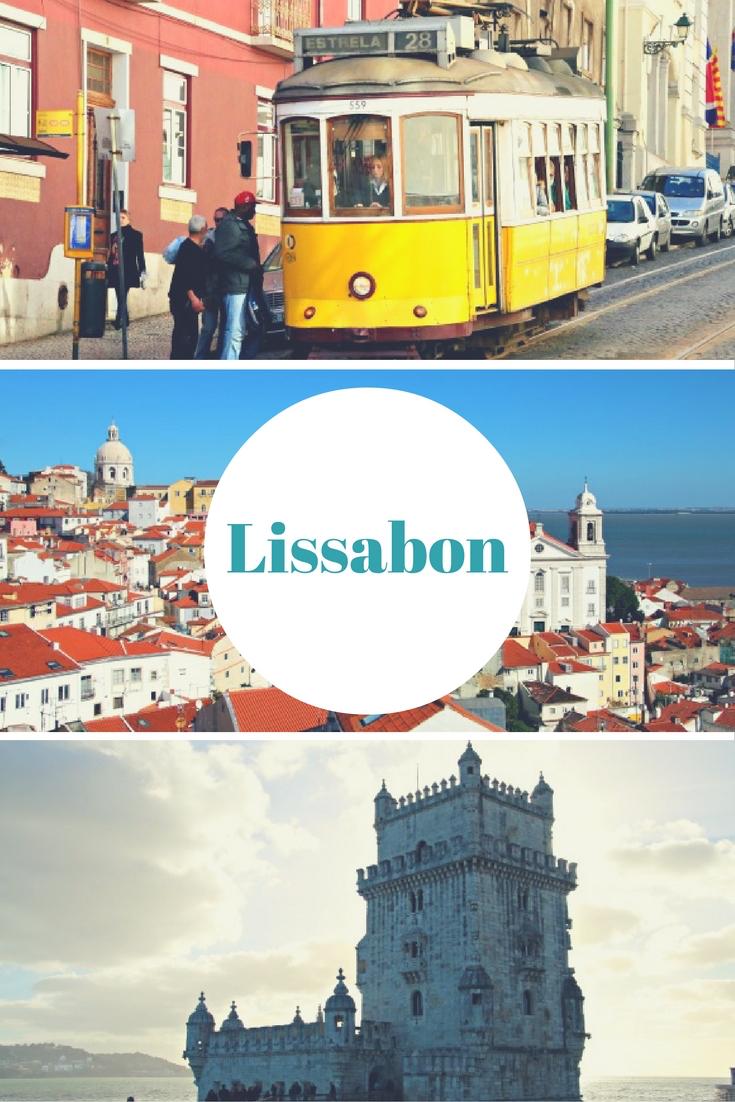 Portugal: Die 7 Highlights von Lissabon - wie Tram 28, Aussichtspunkte & Torre de Belem
