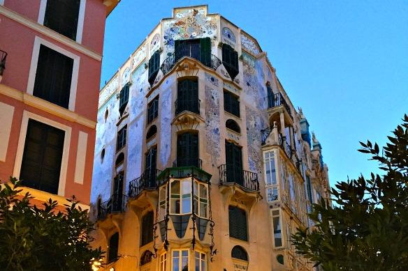 Mallorca - Haus Modernisme Palma