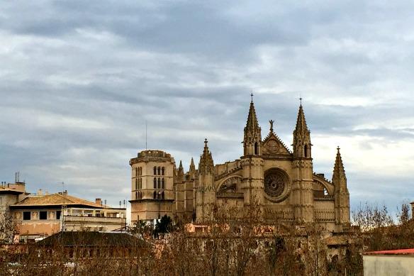 Mallorca - La Seu von Can Alomar