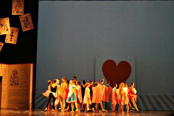 Mallorca - Palma Teatre Principal Alice in Wonderland