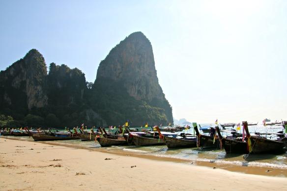 Railay West Beach Thailand