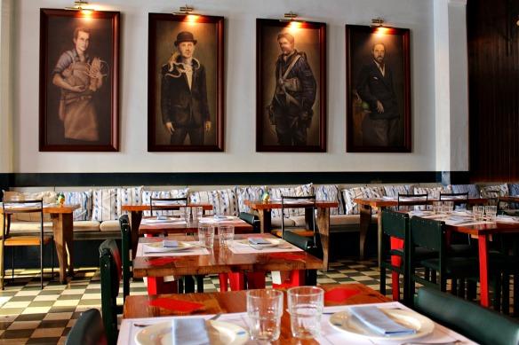 Restaurant Padron Lunares Palma