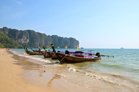 Bootstour von Ao Nang nach Railay