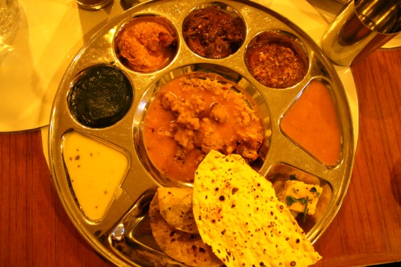 2 Thali in Indien