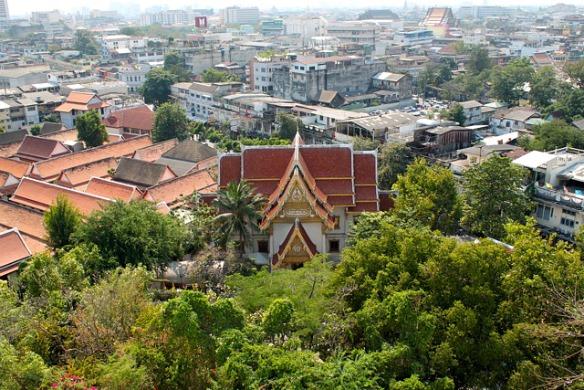 Aussicht Bangkok