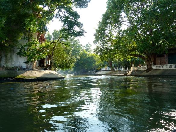 Klong Tour Bangkok 1