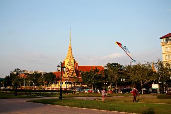 Phnom Penh Drache Kambodscha