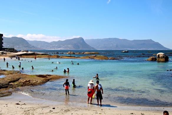 Strand bei Kapstadt