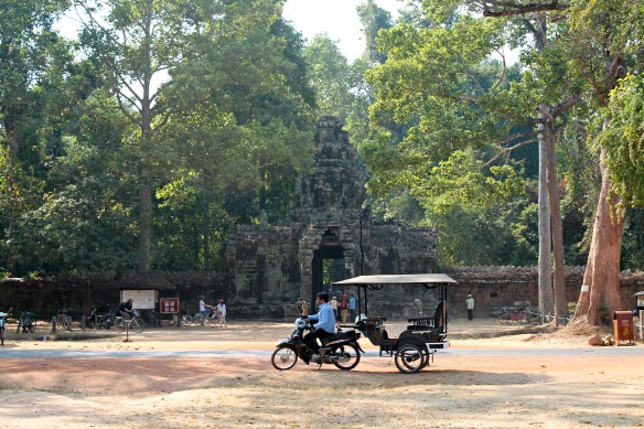 Tuk Tuk Kambodscha