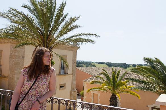 1 Reiseblogger Ariane Bille auf Sizilien