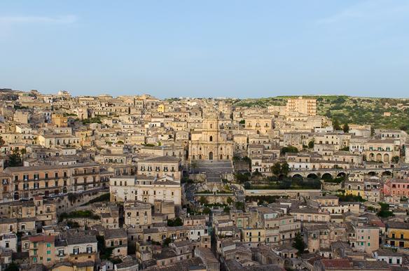 10 Modica auf Sizilien