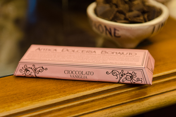13 Schokolade aus Modica
