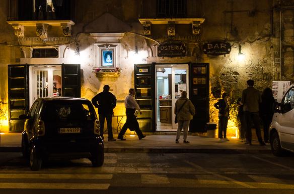 15 Nachts auf Sizilien