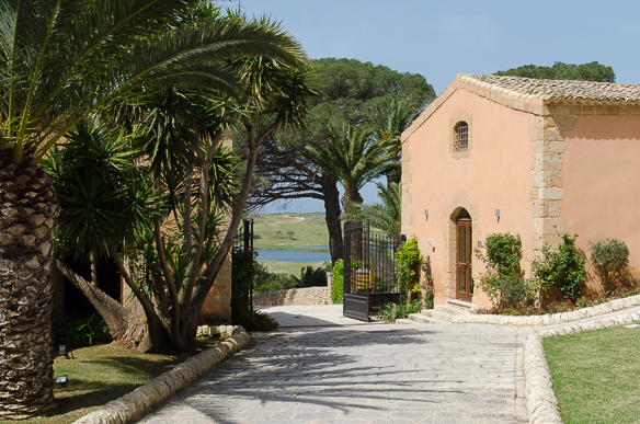 2 5 Sterne Resort Donnafugata auf Sizilien