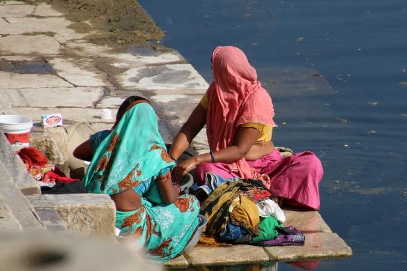 Alleine reisen - Indien
