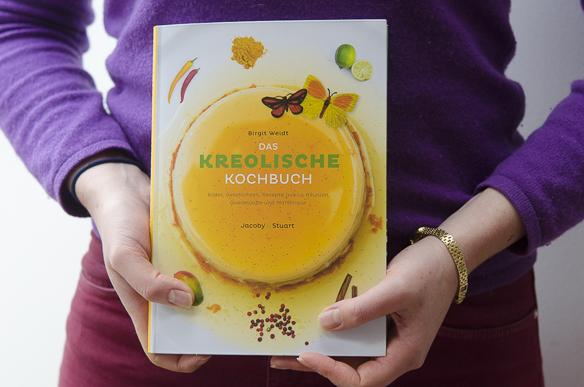 Buchtipp Das kreolische Kochbuch
