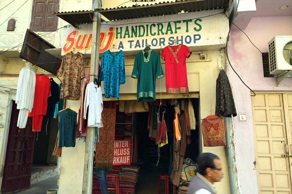 Kleidung in Indien