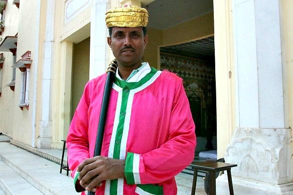 Mann - Indien