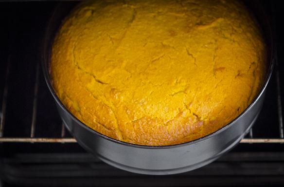 Ostern - Rezept Süßkartoffelkuchen