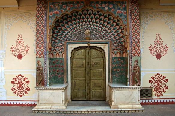 Palast in Indien