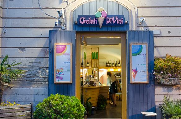 Wein Gelato