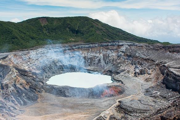 Costa Rica - Poas Vulkan