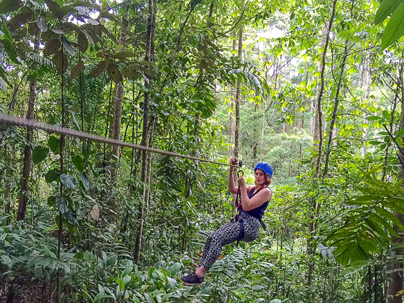 Costa Rica - Canopy Tour
