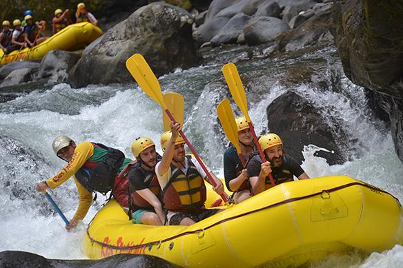 Costa Rica - Rafting