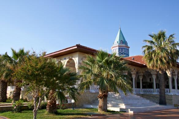 Ali Bey Resort Manavgat - Restaurant