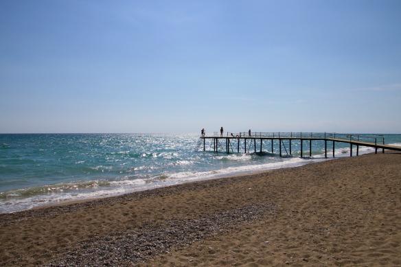 Ali Bey Resort - Strand