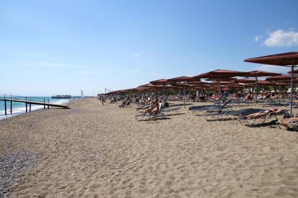 Ali Bey Resort Türkei - Strand