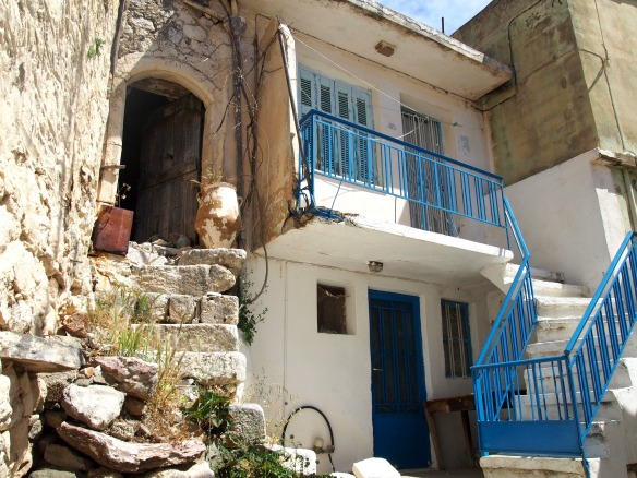 Bergdorf auf Kreta