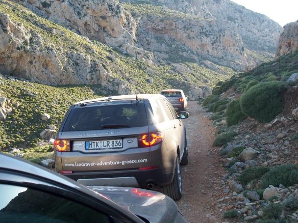 Land Rover Adventure Greece