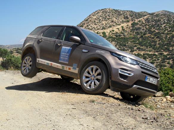 Mit dem Auto über Kreta
