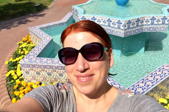 Reiseblogger Anja Beckmann - Türkei