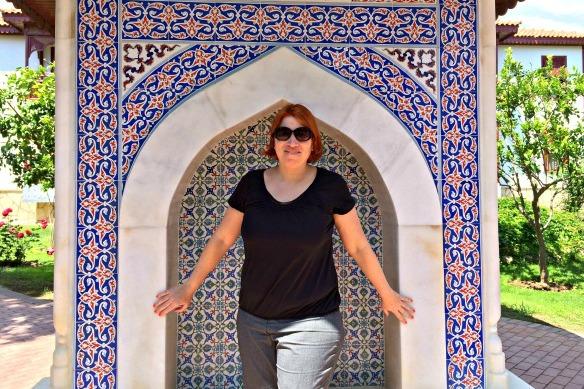 Reiseblogger Anja Beckmann in der Türkei