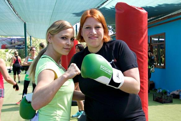 Reiseblogger Anja Beckmann und Regina Halmich