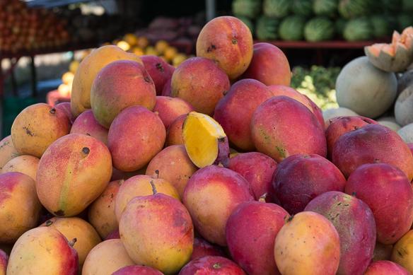 Obst in Costa Rica