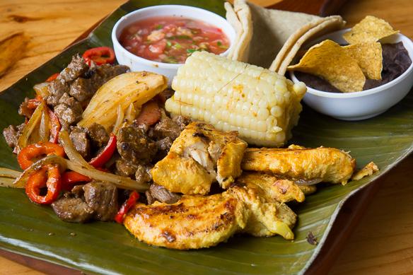 Essen in Costa Rica