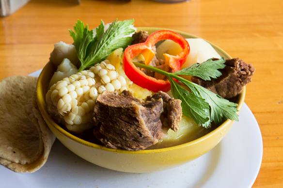 Olla de Carne in Costa Rica