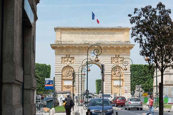 In Montpellier