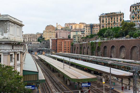 In Genua