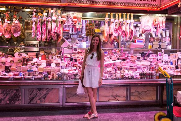Begegnung mit Amy in Madrid