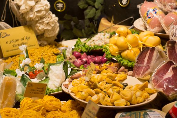Essen in Bologna