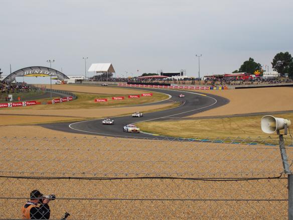 Rennstrecke von Le Mans