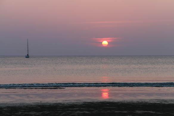 Ko Lanta - Sonnenuntergang